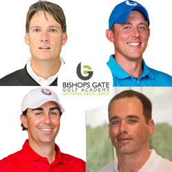 Bishops Gate Golf Academy - How to Change a Motor Pattern, a Case Study Approach
